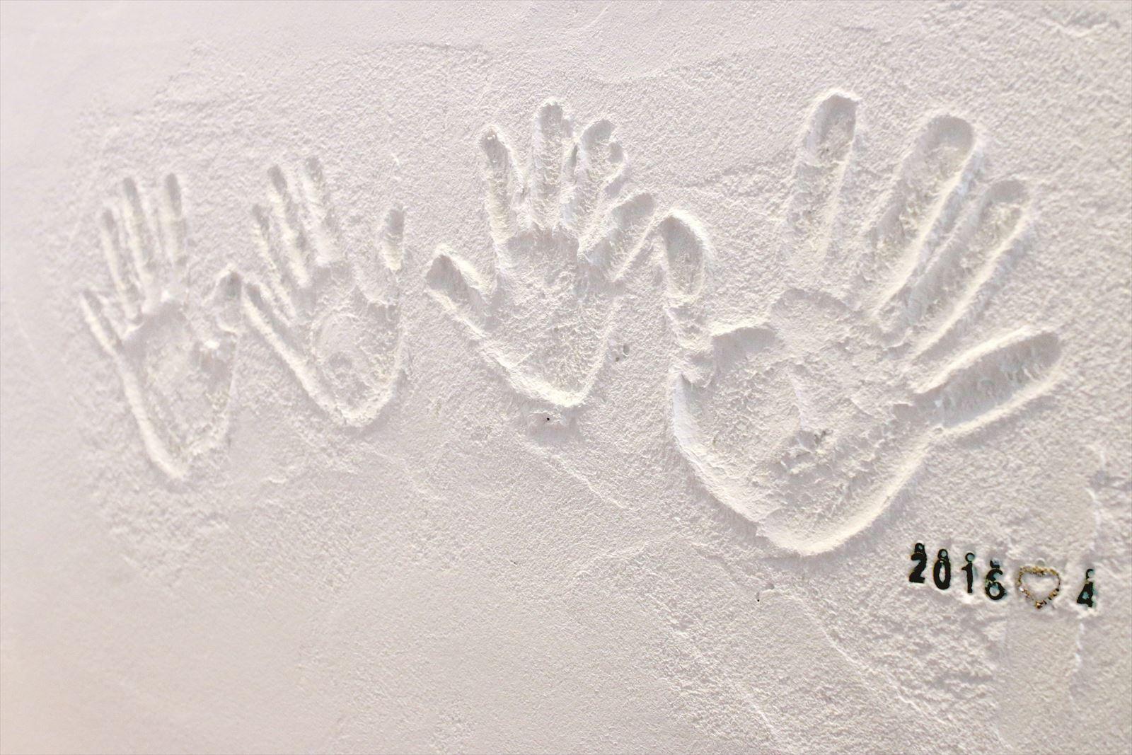 塩焼漆喰施工事例