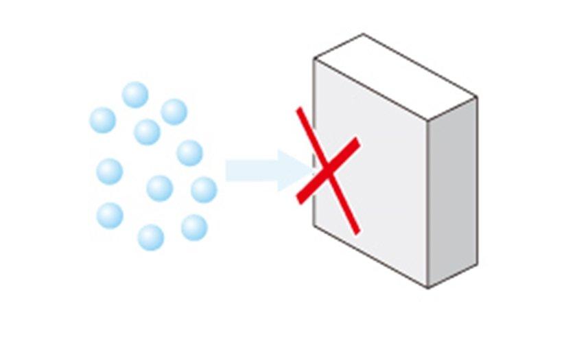 EPS断熱ボードの透湿性について
